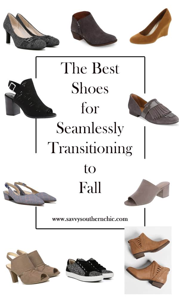 The Best Shoes for Seamlessly Transitioning to Fall