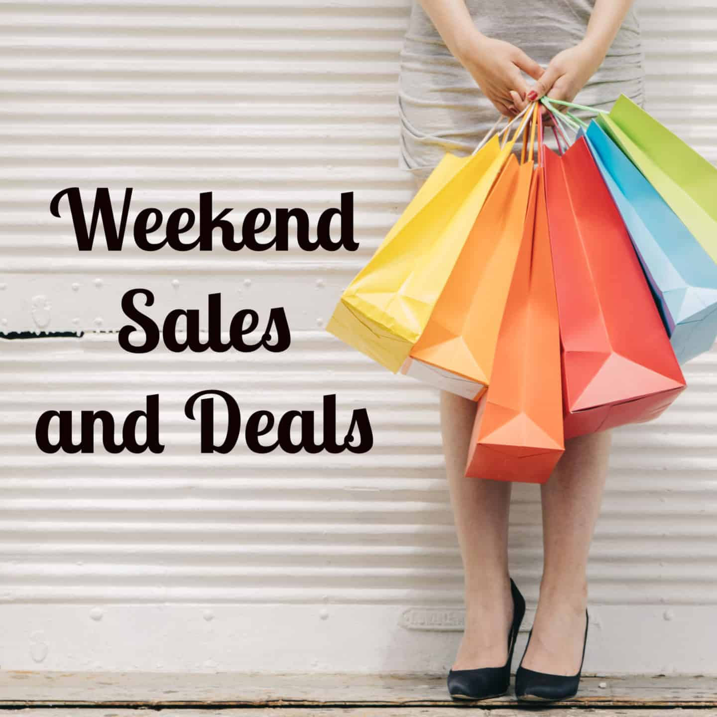 sales and deals, weekend sales and deals, shopping