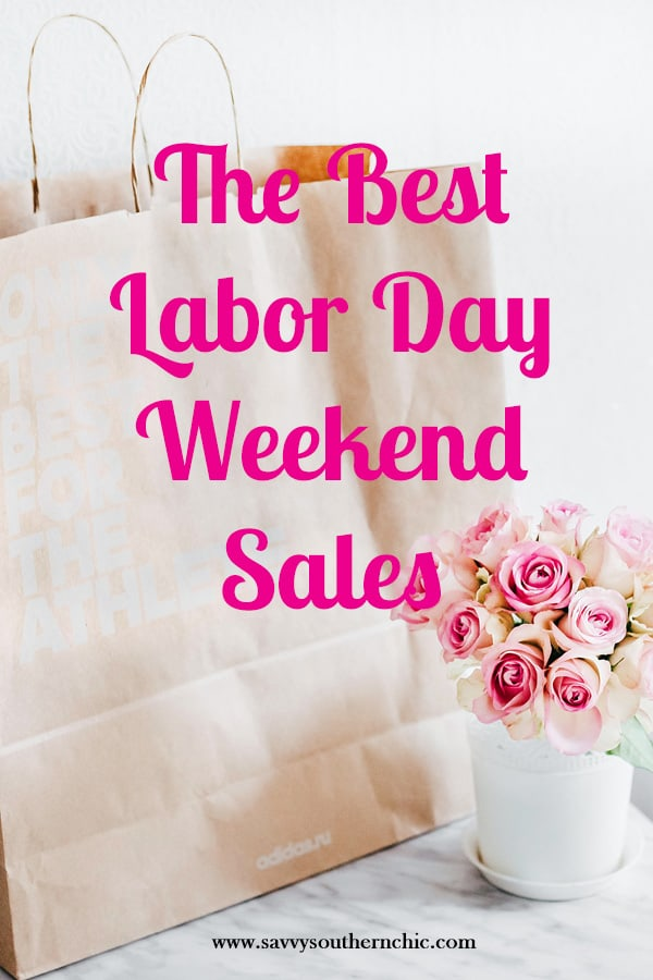 Labor Day Weekend sales picks