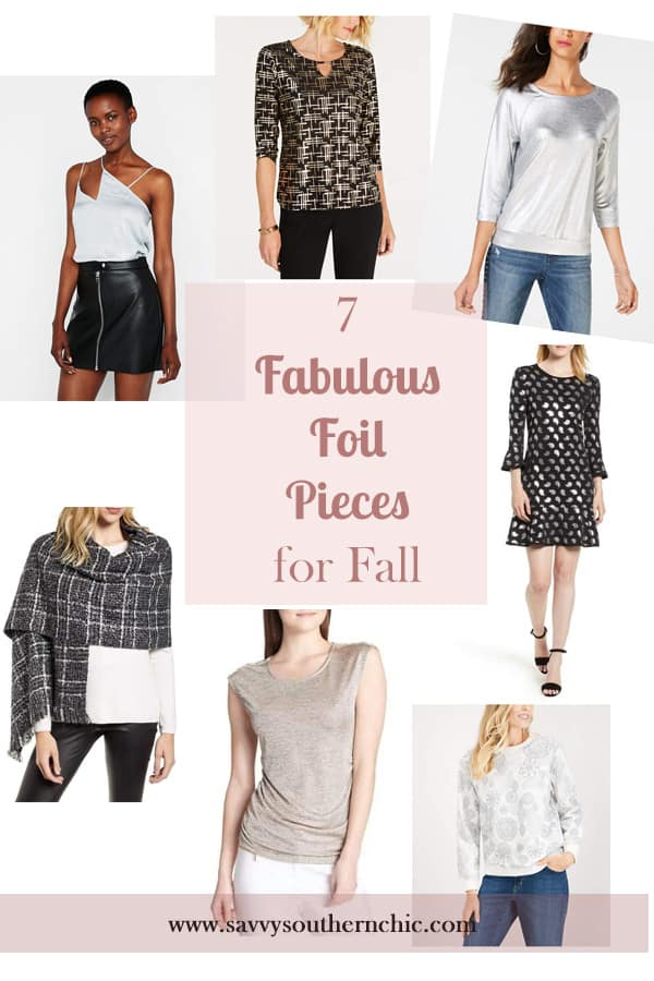 foil fall trend