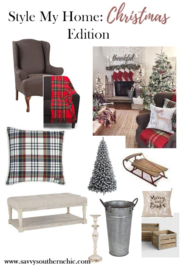 Style My Home: Christmas Edition