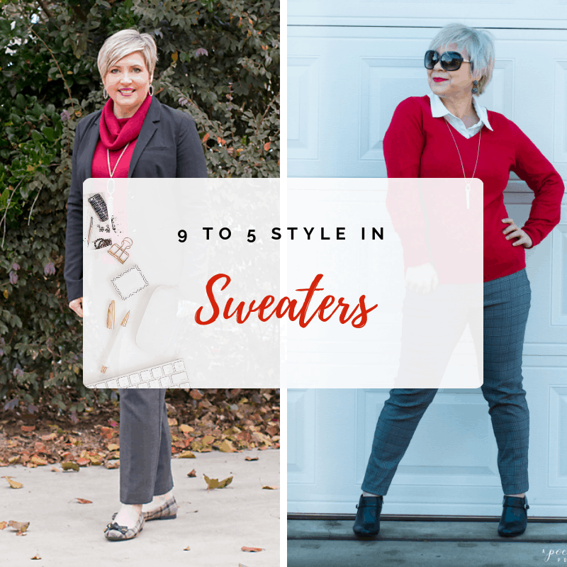 9 to 5 Style- Sweaters for the office