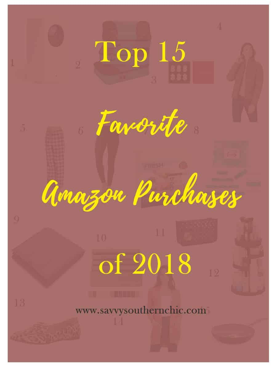 Amazon Purchases