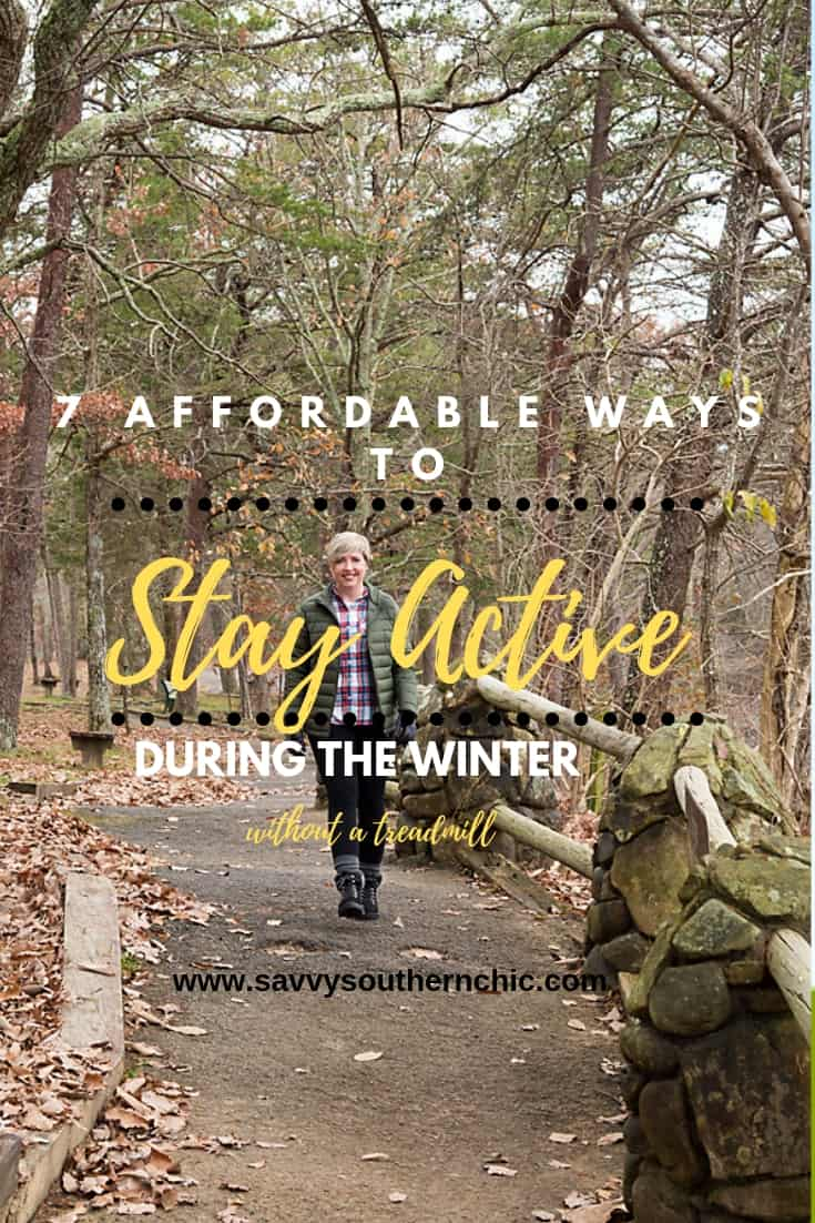 7 Affordable Ways to Stay Active in the Winter (without a treadmill)