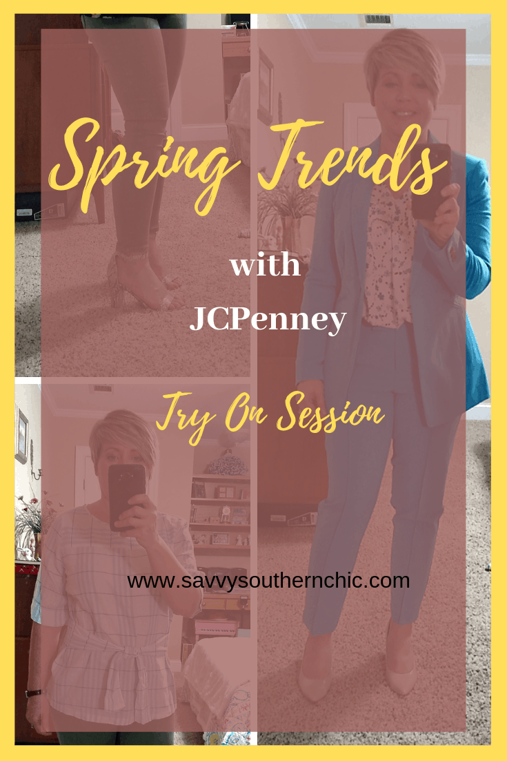Spring Trends at JCPenney