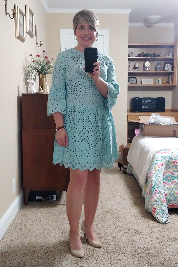cute Spring/Easter dress