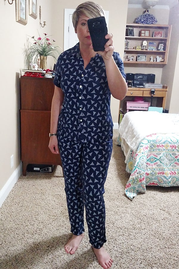pajama set Amazon Prime Wardrobe