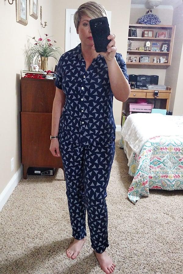 pajama set Amazon Prime Wardrobe