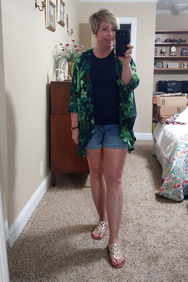 favorite summer pieces kimono
