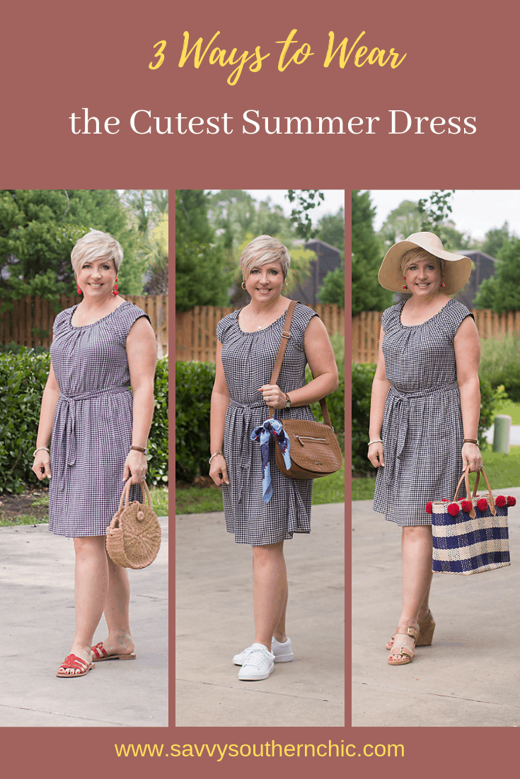 3 Ways to Wear the Cutest Summer Dress