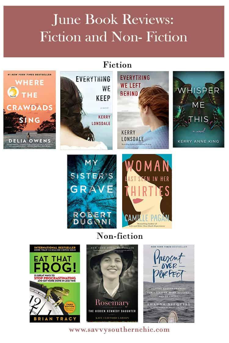 June Book Reviews