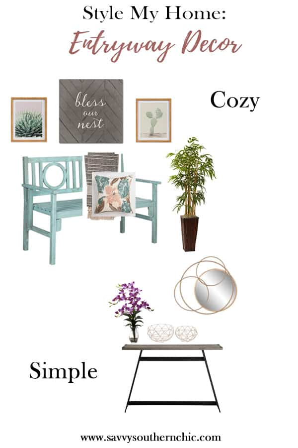 Style My Home- Entryway Decor