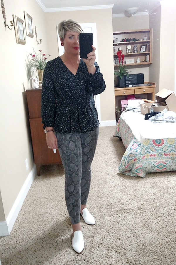outfit from Nordstrom Anniversary Sale pieces