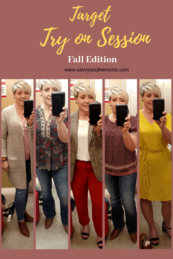 Target Try On: Fall Edition