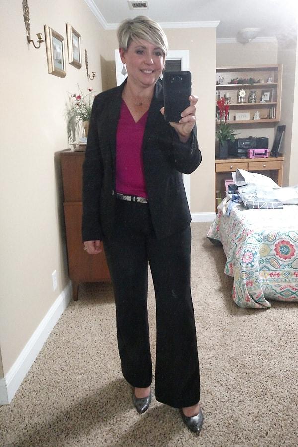 womens office attire