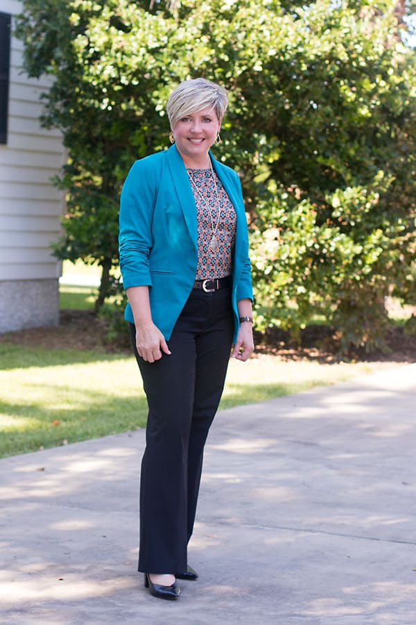 fall work wear, womens office outfit