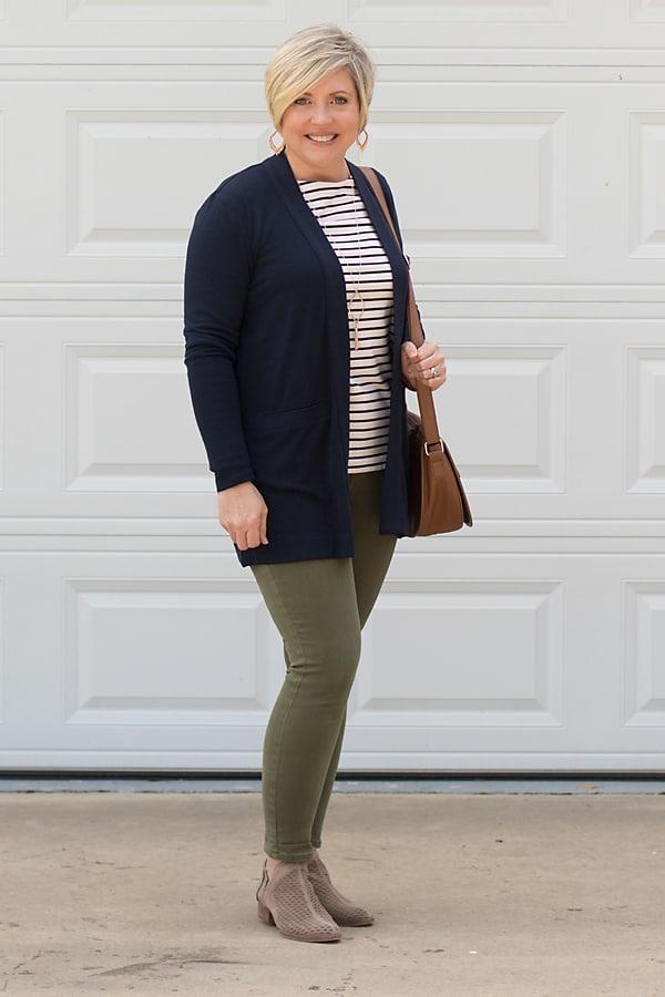 long cardigans casual wear