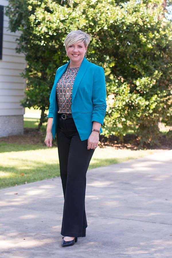 womens fall office attire