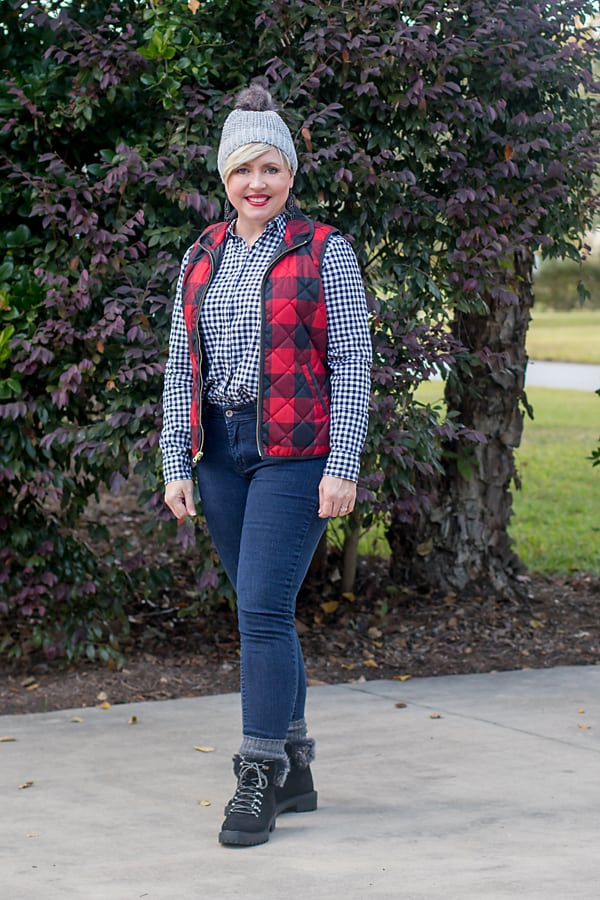 The Fab 40s- Pattern Mixing for Fall