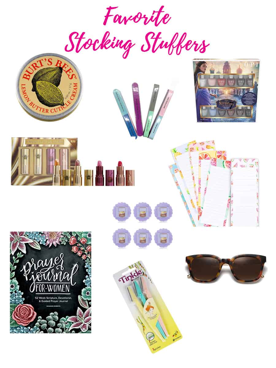 Friday Favorites: Stocking Stuffers