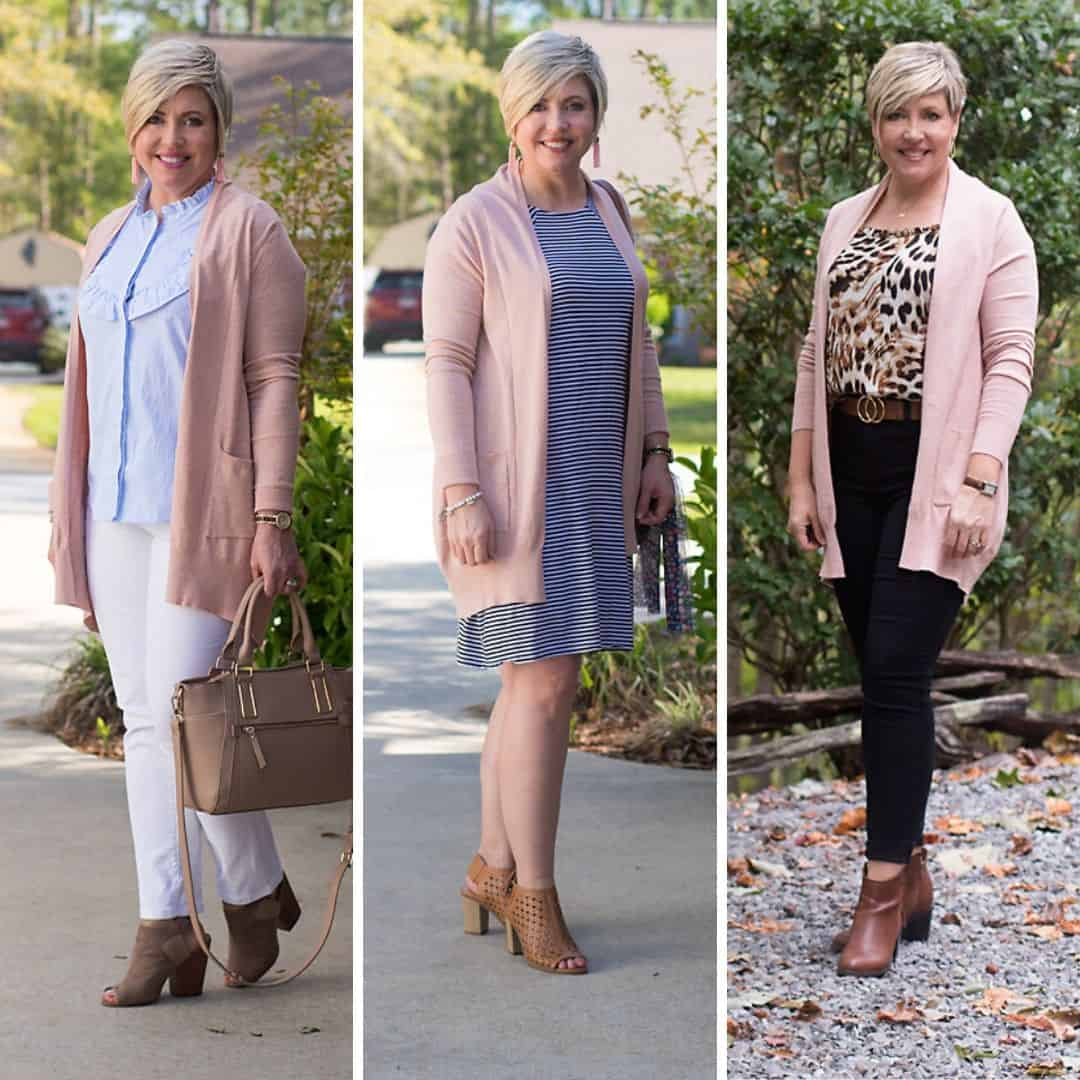 instagram favorites- blush cardigan