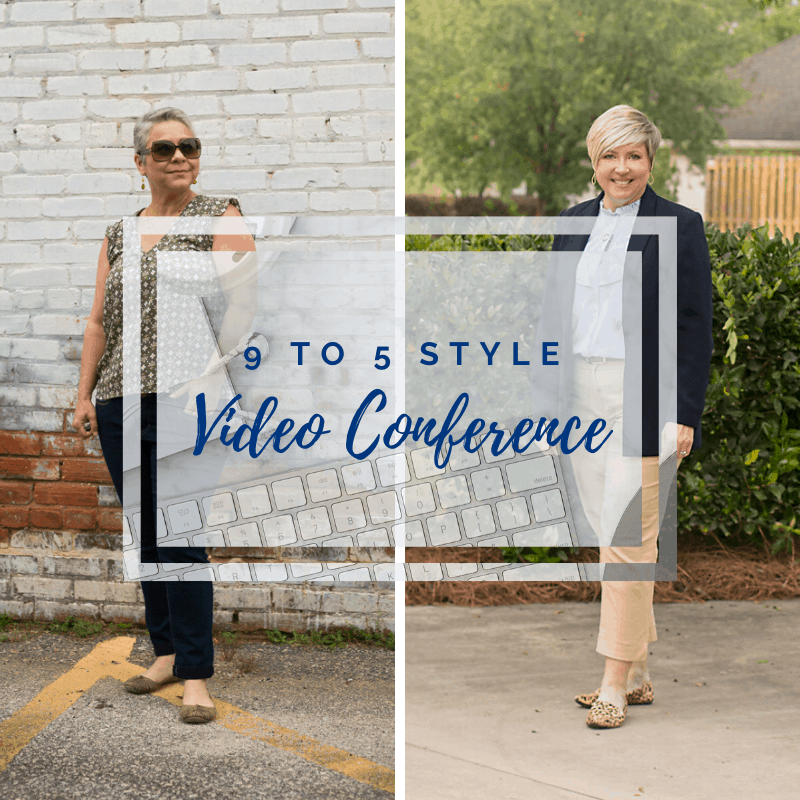 9 to 5 Style: Video Conference