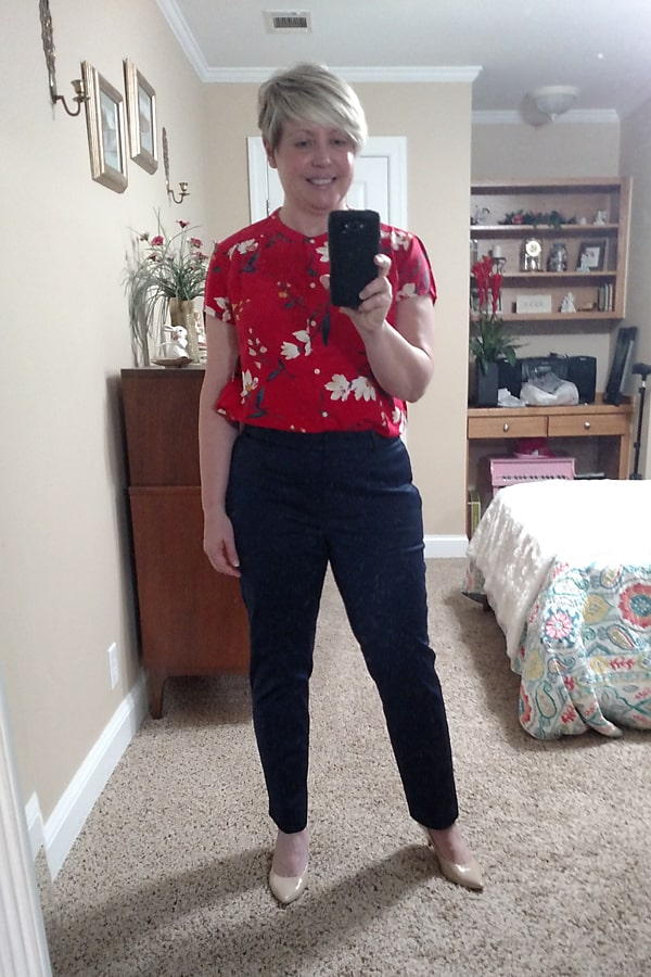 Old Navy top for work or play