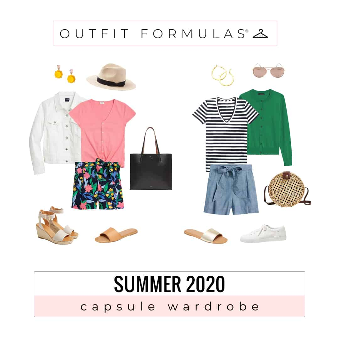 Friday Favorites: Summer Outfits