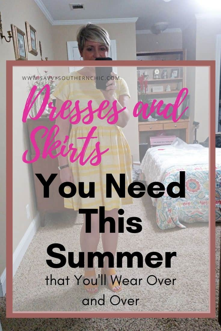 Dresses and skirts you need this summer