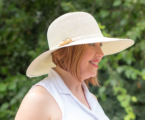 Look good in a hat by determining the best hat for your face shape.