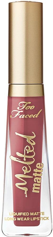 Too Faced Melted Matte best lipstick