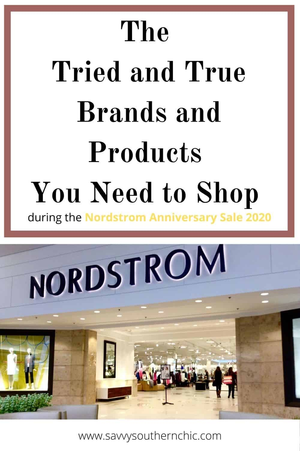 tried and true brands to love