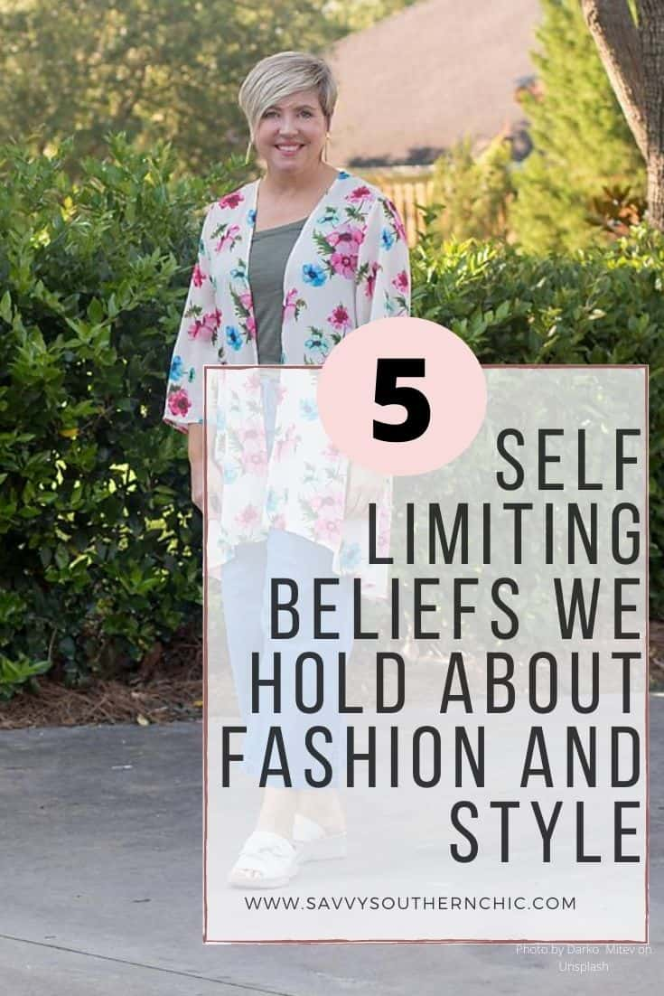 Lies we tell ourselves about fashion and style