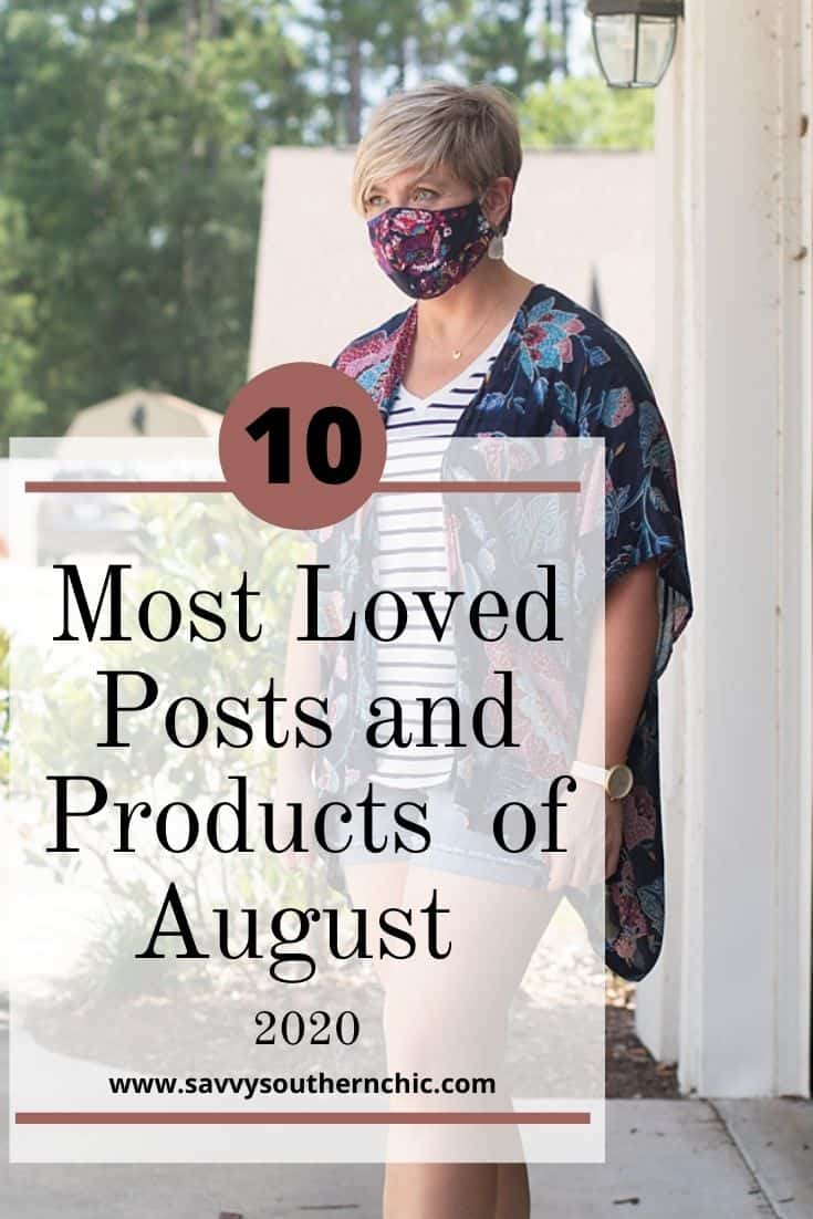 Top 10 of August