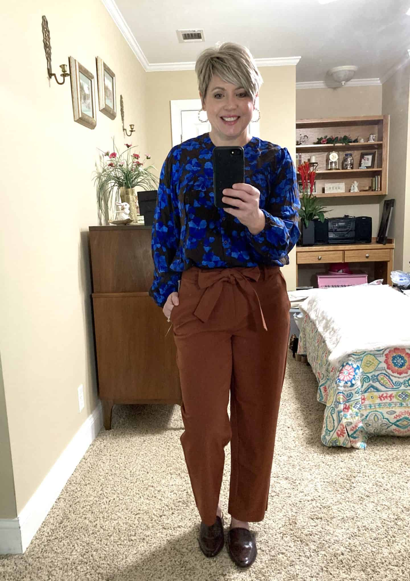 fall must have work wear from Target