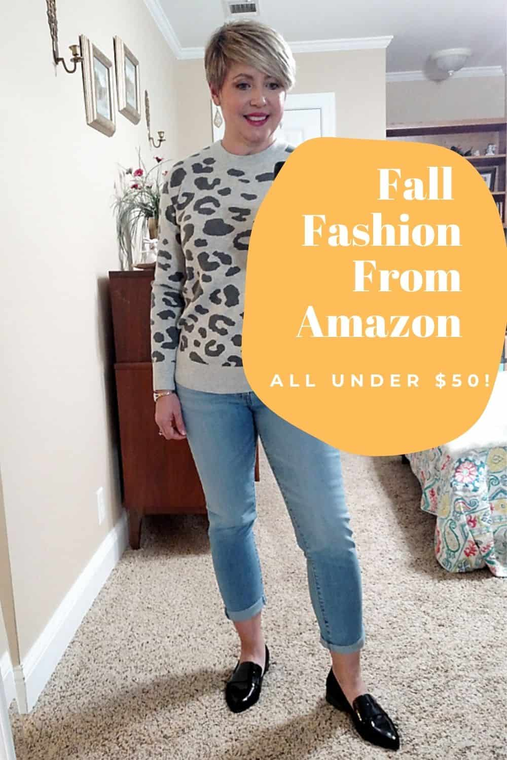 15+ Amazing Fall Fashion Finds You Need From Amazon