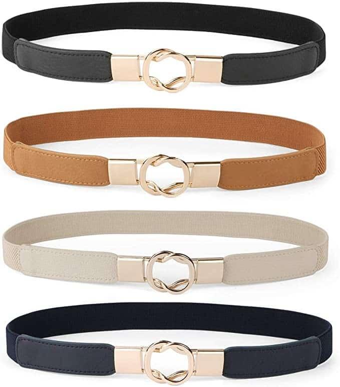 Amazon skinny belts