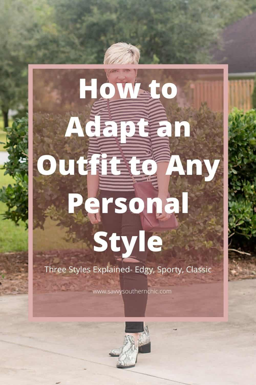 How to Use An Outfit Formula For Any Personal Style