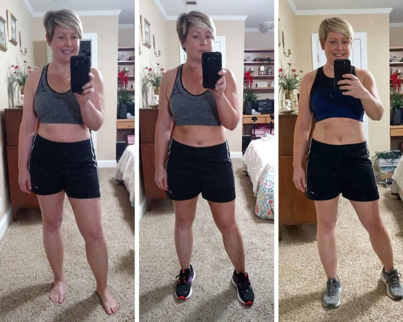 fitness journey six month progress