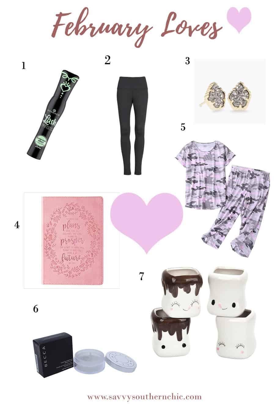 fashion and beauty favorites