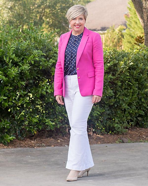 women's spring and summer work attire