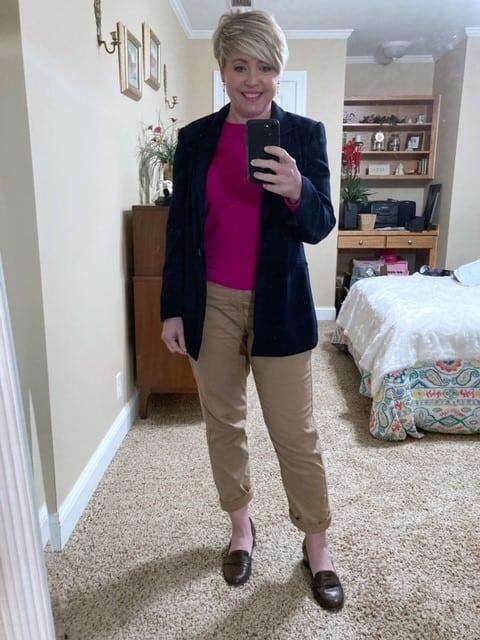 women's work wear