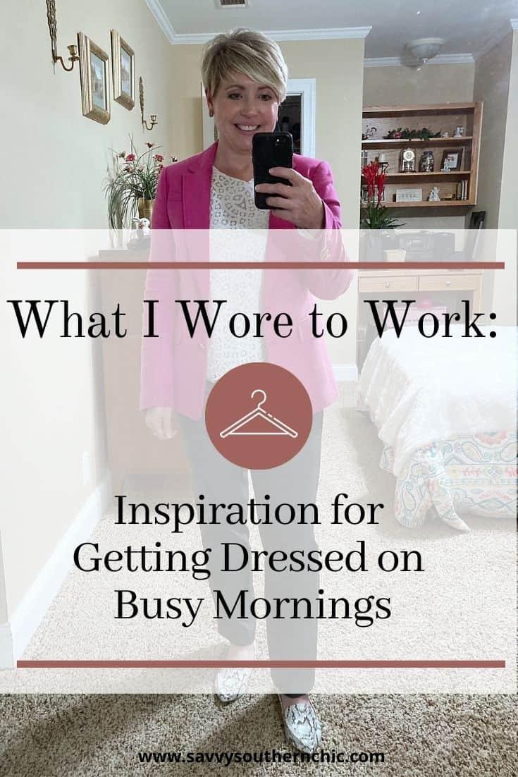 work wear inspiration