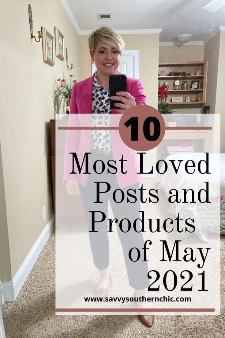 top 10 things you loved in May