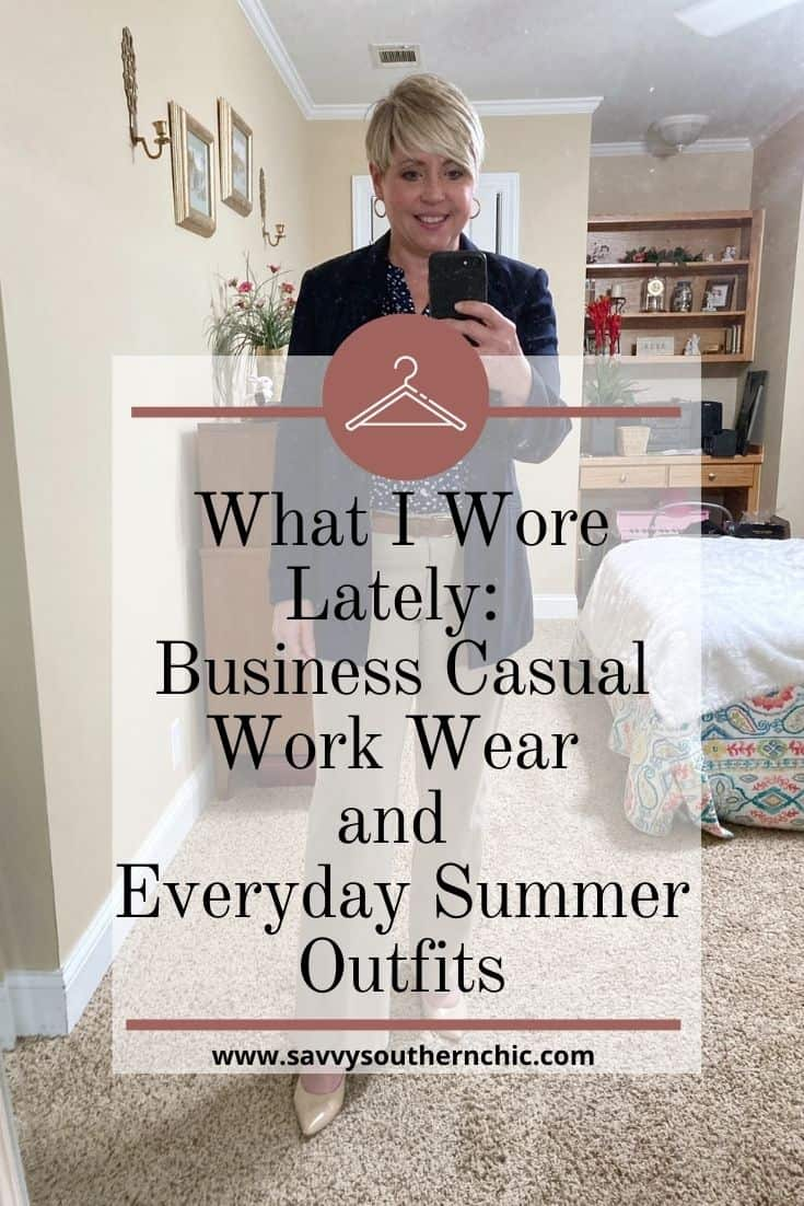 Summer Business Casual and Everyday Summer Outfits To Copy Now