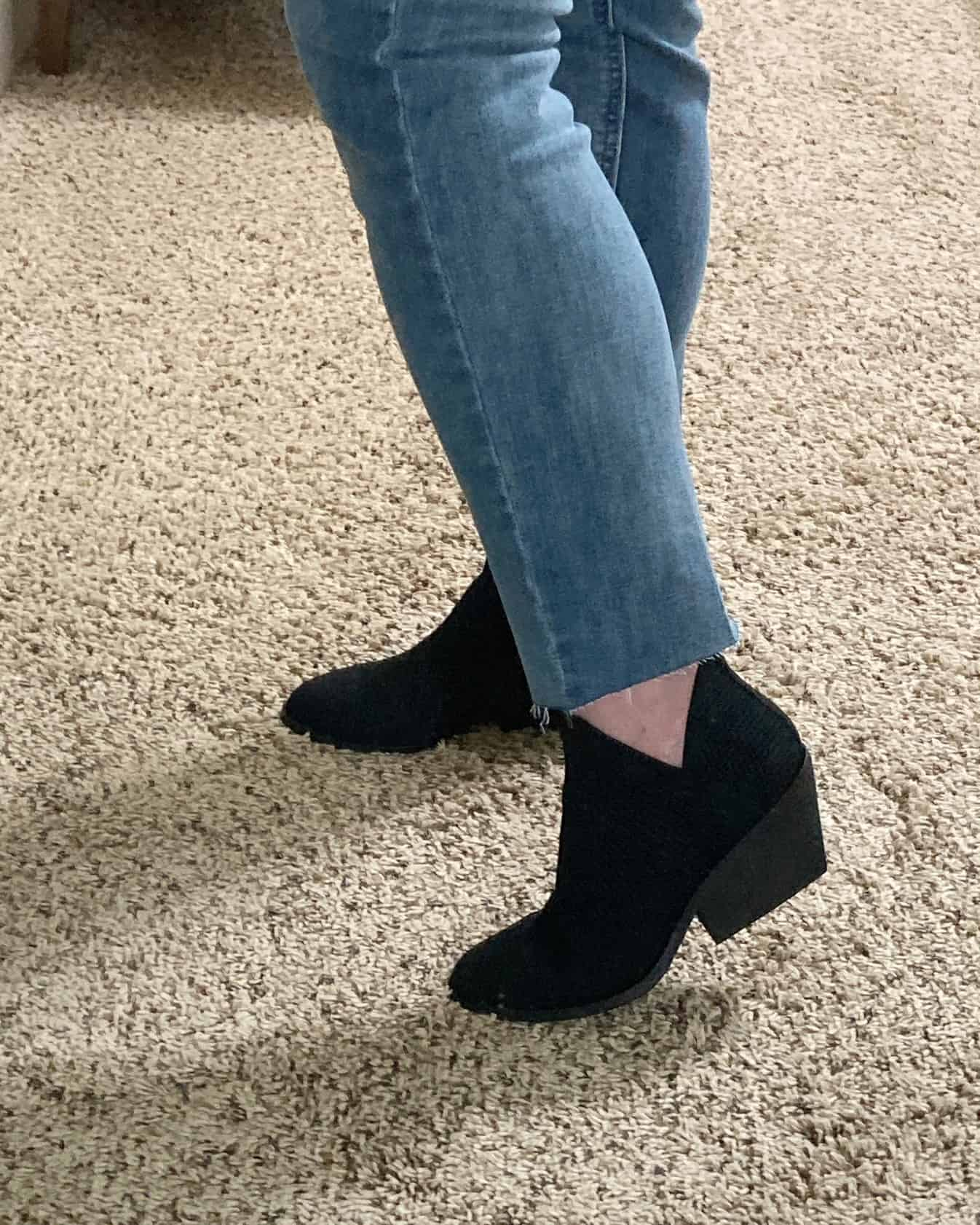 Fall bootie review
