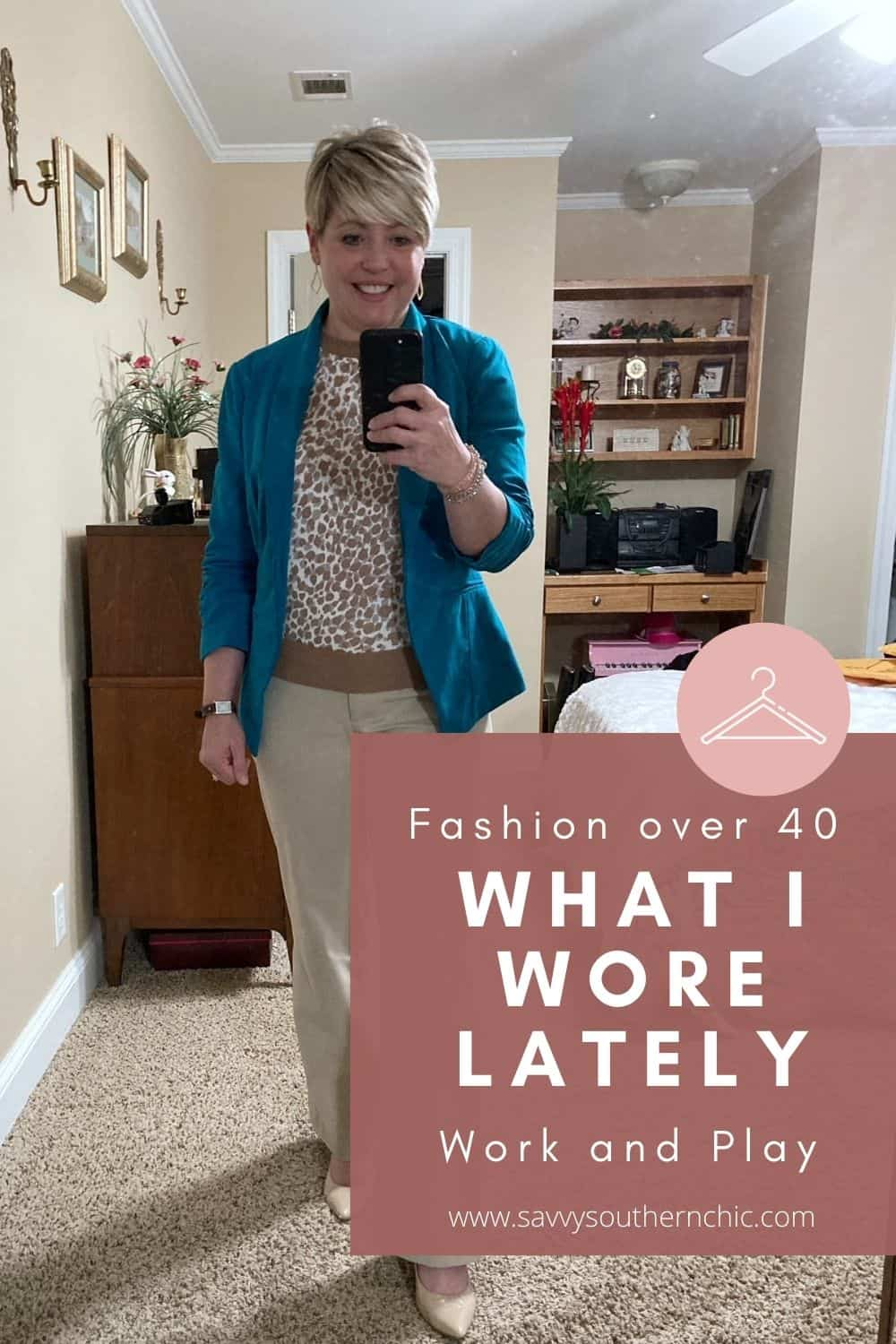 What I Wore Lately: Rust and Olive for Summer