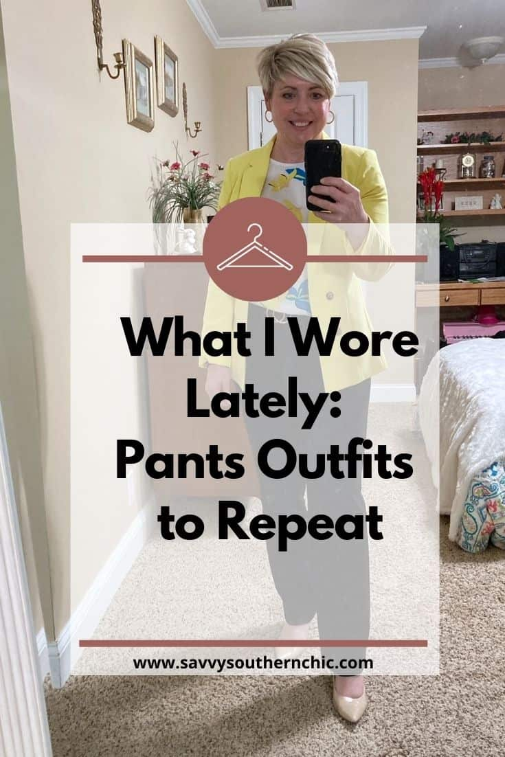 pants outfits for work