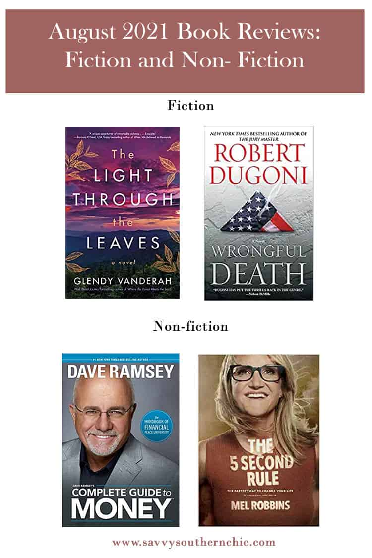 Fiction and non-fiction book reviews