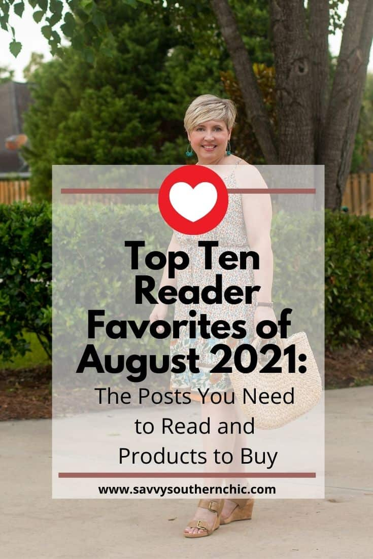 Top Ten Things to Read and Shop